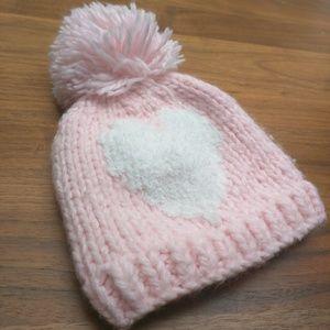 Carter's 0-3m baby girl hat